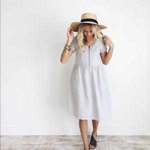 Roolee Lucy Stripe dress